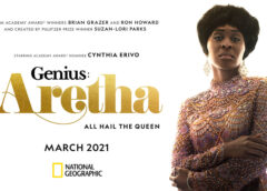Brier Evans Reports   Episode 1   Actress Tina Fears of National Geographic series 'Genius: Aretha'