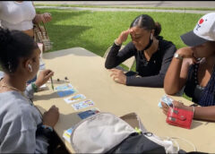 Students get a taste of the French Quarters on Campus